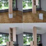 фото Колонны в интерьере 20012019 №402 - photo Columns in the interior - design-foto.ru