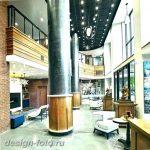 фото Колонны в интерьере 20012019 №469 - photo Columns in the interior - design-foto.ru