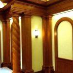фото Колонны в интерьере 20012019 №474 - photo Columns in the interior - design-foto.ru