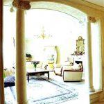 фото Колонны в интерьере 20012019 №492 - photo Columns in the interior - design-foto.ru