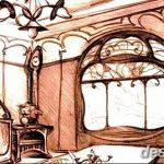 фото Модерн в интерьере 30.11.2018 №114 - photo Modern interior - design-foto.ru