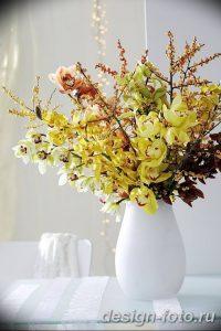 фото Орхидеи в интерьере 28.11.2018 №004 - photo Orchids in the interior - design-foto.ru