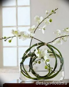 фото Орхидеи в интерьере 28.11.2018 №058 - photo Orchids in the interior - design-foto.ru