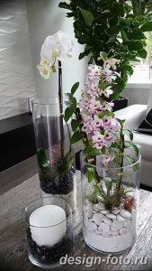 фото Орхидеи в интерьере 28.11.2018 №064 - photo Orchids in the interior - design-foto.ru