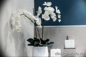 фото Орхидеи в интерьере 28.11.2018 №088 - photo Orchids in the interior - design-foto.ru