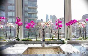 фото Орхидеи в интерьере 28.11.2018 №092 - photo Orchids in the interior - design-foto.ru