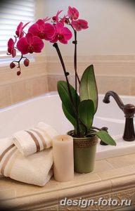 фото Орхидеи в интерьере 28.11.2018 №128 - photo Orchids in the interior - design-foto.ru