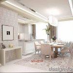 фото Светлый интерьер квартиры 16.11.2018 №022 - Bright interior apartment - design-foto.ru