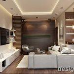 фото Светлый интерьер квартиры 16.11.2018 №025 - Bright interior apartment - design-foto.ru