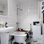 фото Светлый интерьер квартиры 16.11.2018 №108 - Bright interior apartment - design-foto.ru