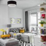 фото Светлый интерьер квартиры 16.11.2018 №114 - Bright interior apartment - design-foto.ru