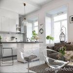 фото Светлый интерьер квартиры 16.11.2018 №129 - Bright interior apartment - design-foto.ru