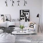 фото Светлый интерьер квартиры 16.11.2018 №132 - Bright interior apartment - design-foto.ru