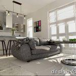 фото Светлый интерьер квартиры 16.11.2018 №154 - Bright interior apartment - design-foto.ru
