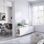 фото Светлый интерьер квартиры 16.11.2018 №170 - Bright interior apartment - design-foto.ru