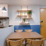 фото Светлый интерьер квартиры 16.11.2018 №201 - Bright interior apartment - design-foto.ru