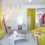 фото Светлый интерьер квартиры 16.11.2018 №216 - Bright interior apartment - design-foto.ru