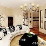 фото Светлый интерьер квартиры 16.11.2018 №304 - Bright interior apartment - design-foto.ru