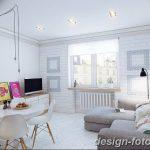 фото Светлый интерьер квартиры 16.11.2018 №319 - Bright interior apartment - design-foto.ru