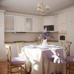 фото Светлый интерьер квартиры 16.11.2018 №323 - Bright interior apartment - design-foto.ru