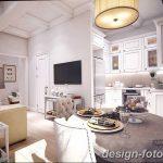 фото Светлый интерьер квартиры 16.11.2018 №324 - Bright interior apartment - design-foto.ru