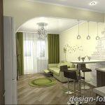 фото Светлый интерьер квартиры 16.11.2018 №348 - Bright interior apartment - design-foto.ru