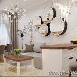 фото Светлый интерьер квартиры 16.11.2018 №389 - Bright interior apartment - design-foto.ru
