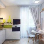 фото Светлый интерьер квартиры 16.11.2018 №410 - Bright interior apartment - design-foto.ru