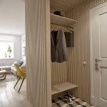 фото Светлый интерьер квартиры 16.11.2018 №434 - Bright interior apartment - design-foto.ru
