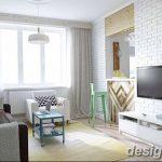 фото Светлый интерьер квартиры 16.11.2018 №439 - Bright interior apartment - design-foto.ru