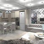 фото Светлый интерьер квартиры 16.11.2018 №452 - Bright interior apartment - design-foto.ru