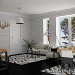 фото Светлый интерьер квартиры 16.11.2018 №459 - Bright interior apartment - design-foto.ru