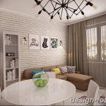 фото Светлый интерьер квартиры 16.11.2018 №462 - Bright interior apartment - design-foto.ru