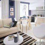 фото Светлый интерьер квартиры 16.11.2018 №492 - Bright interior apartment - design-foto.ru
