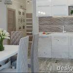 фото Светлый интерьер квартиры 16.11.2018 №513 - Bright interior apartment - design-foto.ru