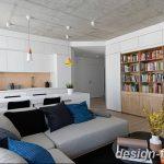 фото Светлый интерьер квартиры 16.11.2018 №537 - Bright interior apartment - design-foto.ru
