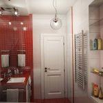 фото Светлый интерьер квартиры 16.11.2018 №557 - Bright interior apartment - design-foto.ru