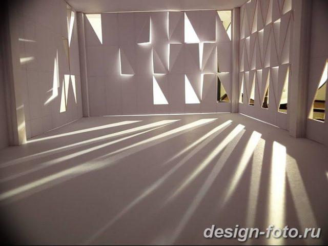 Свет в дизайне интерьера