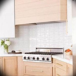 Фото бежевая кухня в интерьере 14.08.2019 №014 - beige kitchen in the inte - design-foto.ru