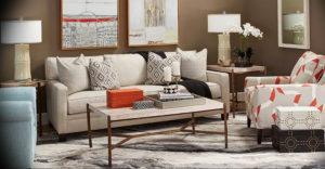 Фото бежевая мебель в интерьер 14.08.2019 №009 - beige furniture in the int - design-foto.ru