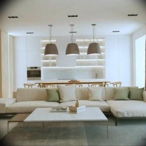 Фото бежевая мебель в интерьер 14.08.2019 №013 - beige furniture in the int - design-foto.ru