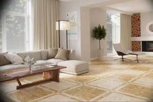 Фото бежево коричневый интерьер 14.08.2019 №010 - beige brown interior - design-foto.ru
