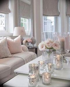 Фото бежево розовый интерьер 14.08.2019 №009 - beige pink interior - design-foto.ru