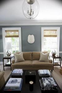 Фото бежевый диван в интерьере 14.08.2019 №005 - beige sofa in the interio - design-foto.ru