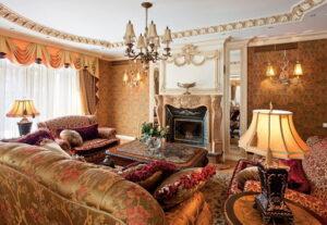 Английский стиль в дизайне интерьера - фото для статьи от 13062021 8