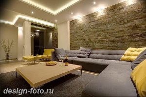 Акцентная стена в интерьере 30.11.2018 №367 - Accent wall in interior - design-foto.ru