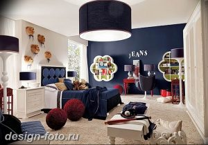 Акцентная стена в интерьере 30.11.2018 №374 - Accent wall in interior - design-foto.ru