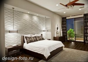 Акцентная стена в интерьере 30.11.2018 №404 - Accent wall in interior - design-foto.ru