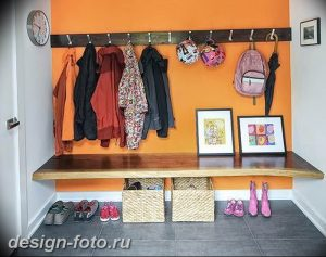 Акцентная стена в интерьере 30.11.2018 №470 - Accent wall in interior - design-foto.ru