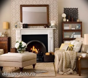 Акцентная стена в интерьере 30.11.2018 №496 - Accent wall in interior - design-foto.ru